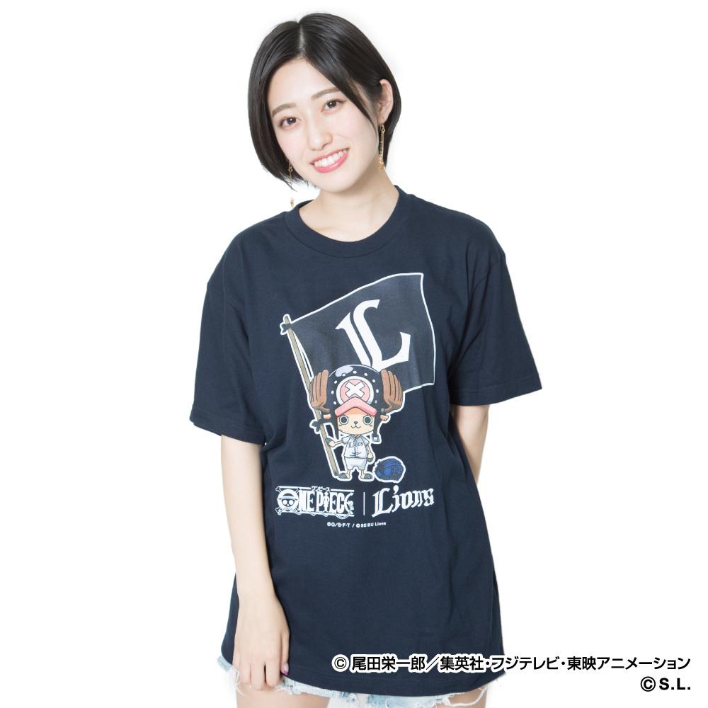 CSファイナル開幕!アニメ「ワンピース」のコラボTシャツを着てライオンズを応援しましょう!