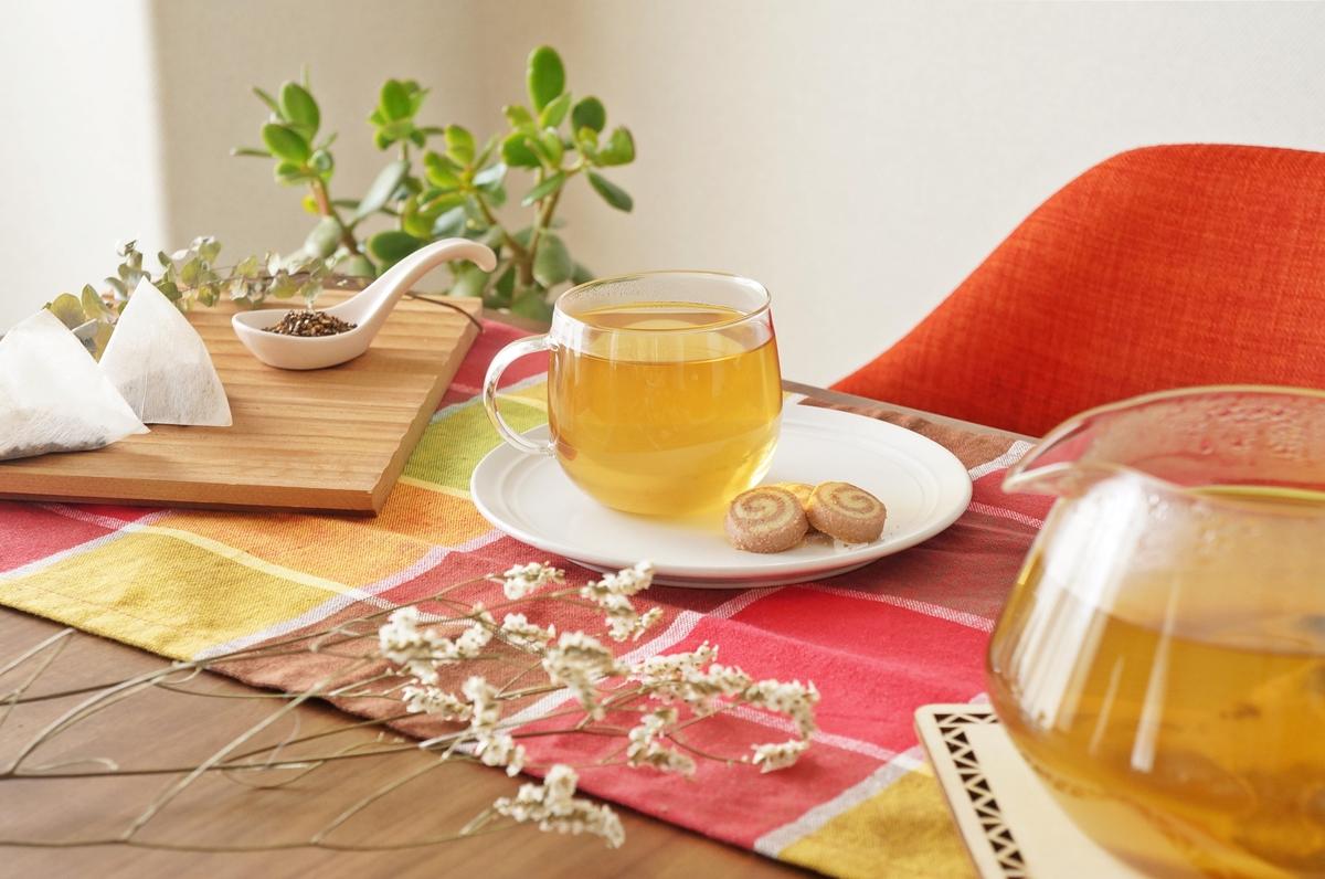 どうせ飲むならこんなお茶!イイこといっぱいの「国産五穀ブレンド茶」