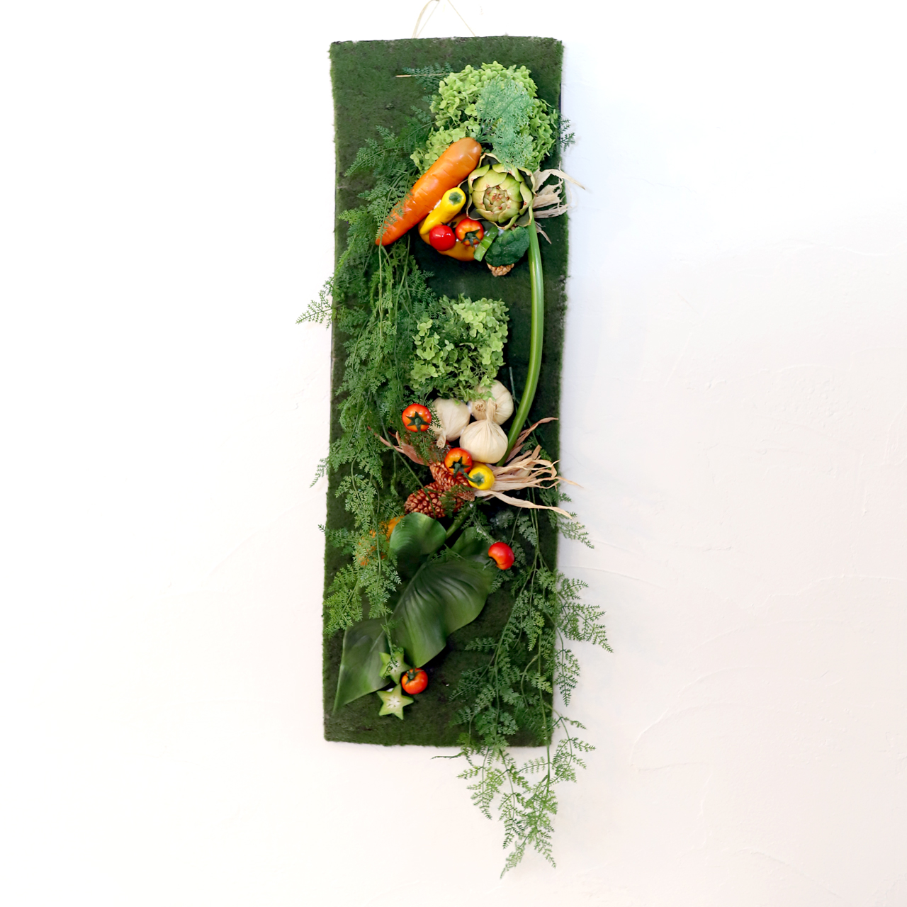野菜のリース