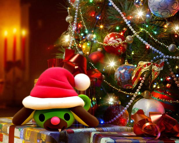 お友達が集まるお子様のクリスマスはねんどパーティーで盛り上がろう!