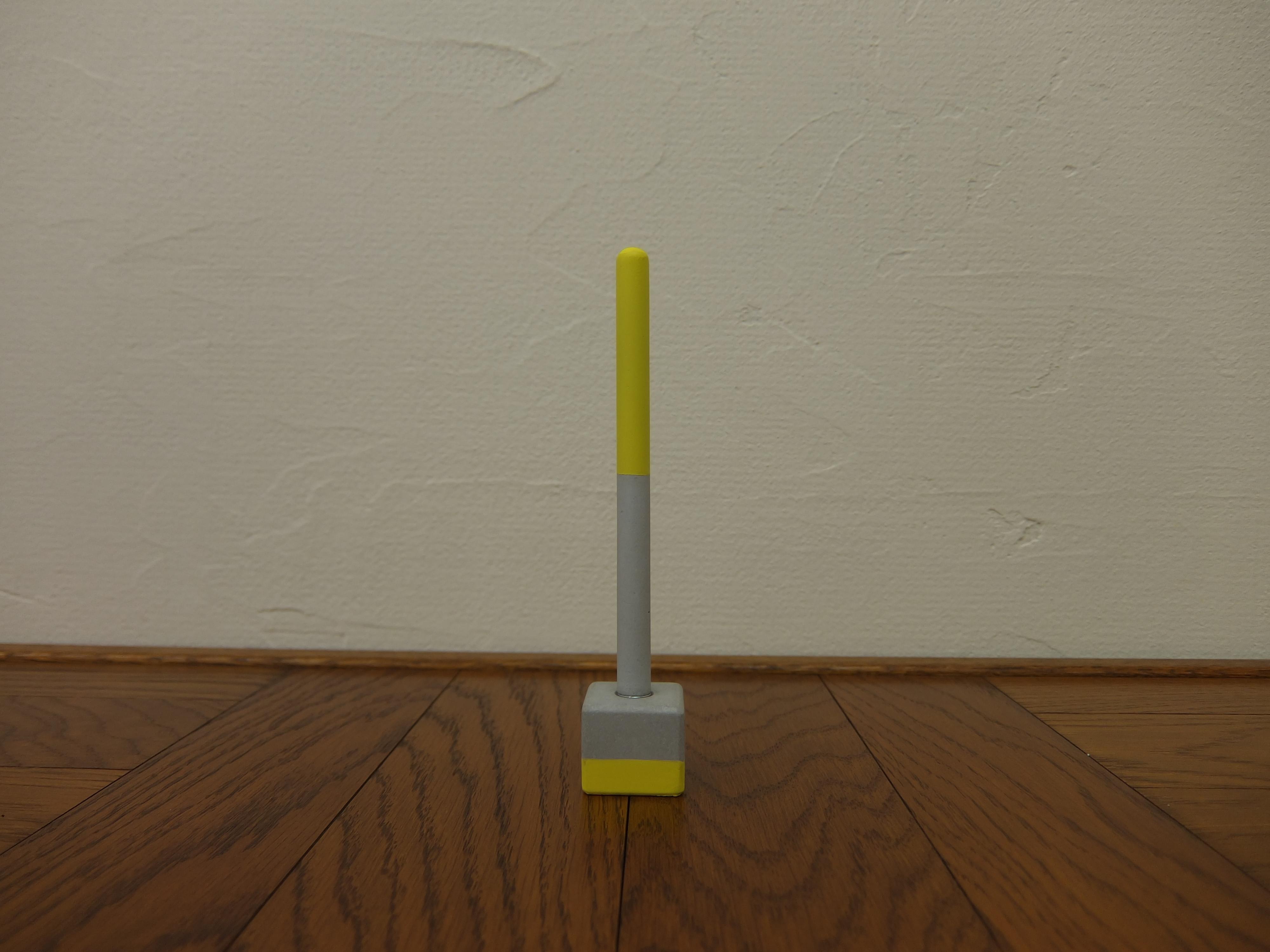 文房具にコンクリート?そうです、コンクリート使ってます。
