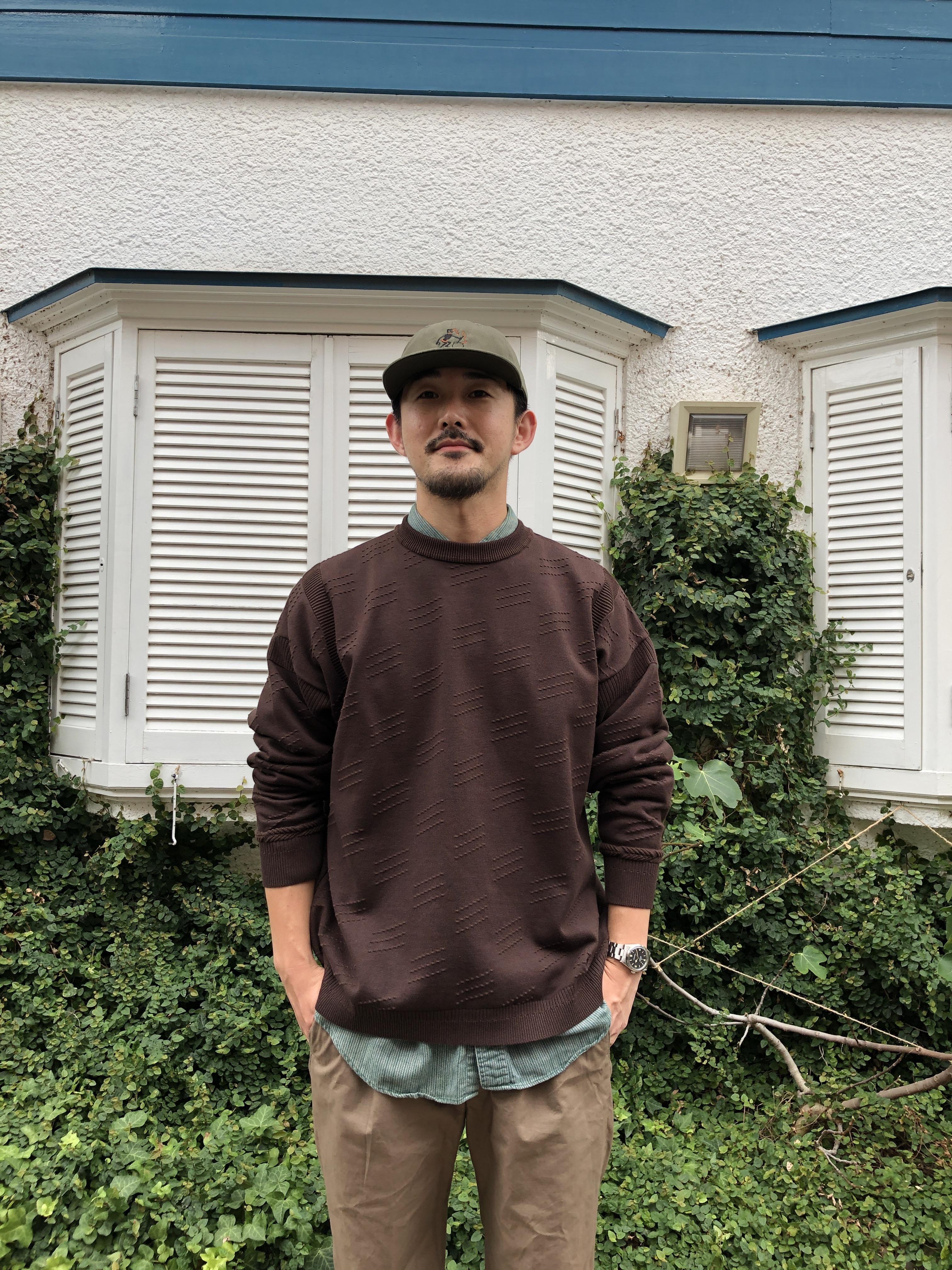 YASHIKI Akikage Knit