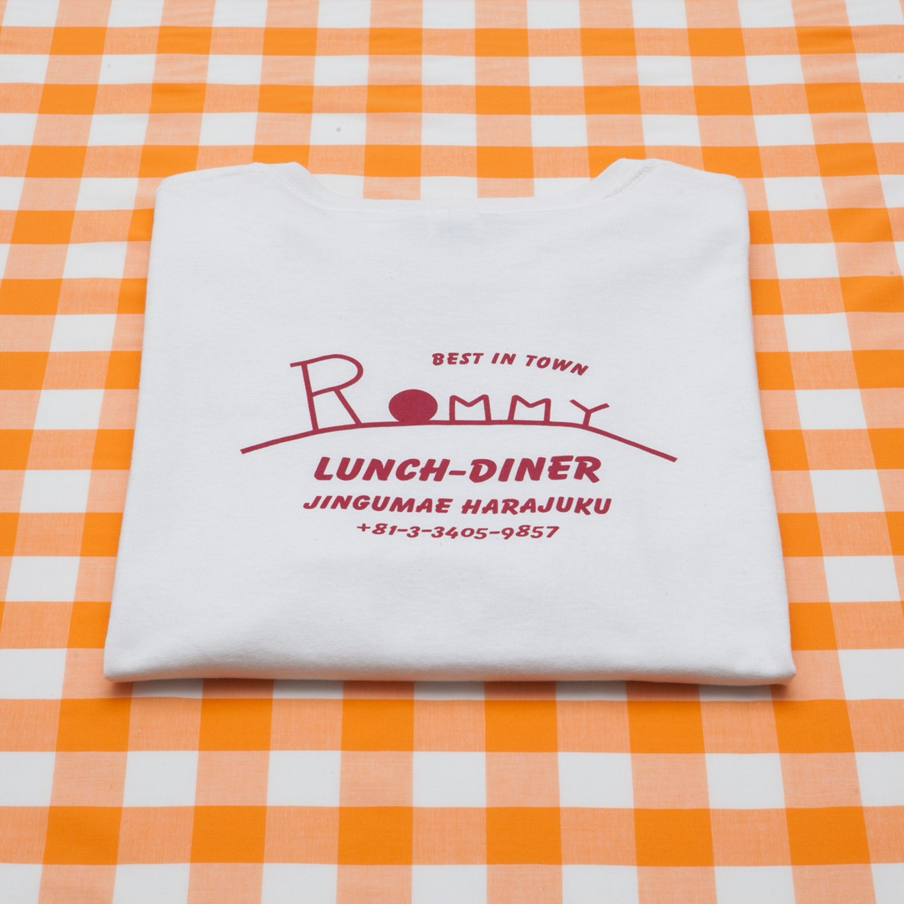 結局のところ FAN x ROMMY Original T-Shirt