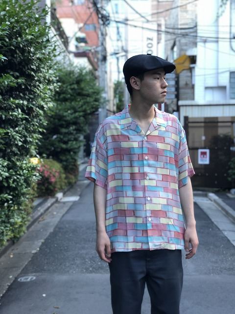 【SON OF THE CHEESE】-19SS Shirt- INSTOCK!!