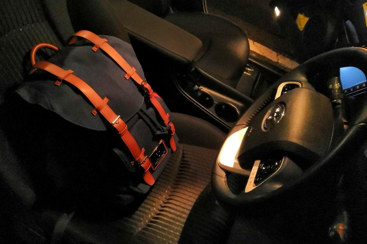 「ガストンルーガ」を持って、気の向くままにドライブ旅行!
