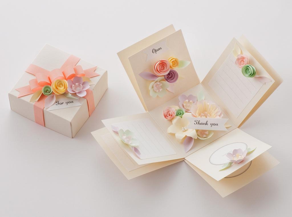 簡単手作りプレゼントボックス!自分で自由にデコレーションしてハッピーな贈り物をしませんか?