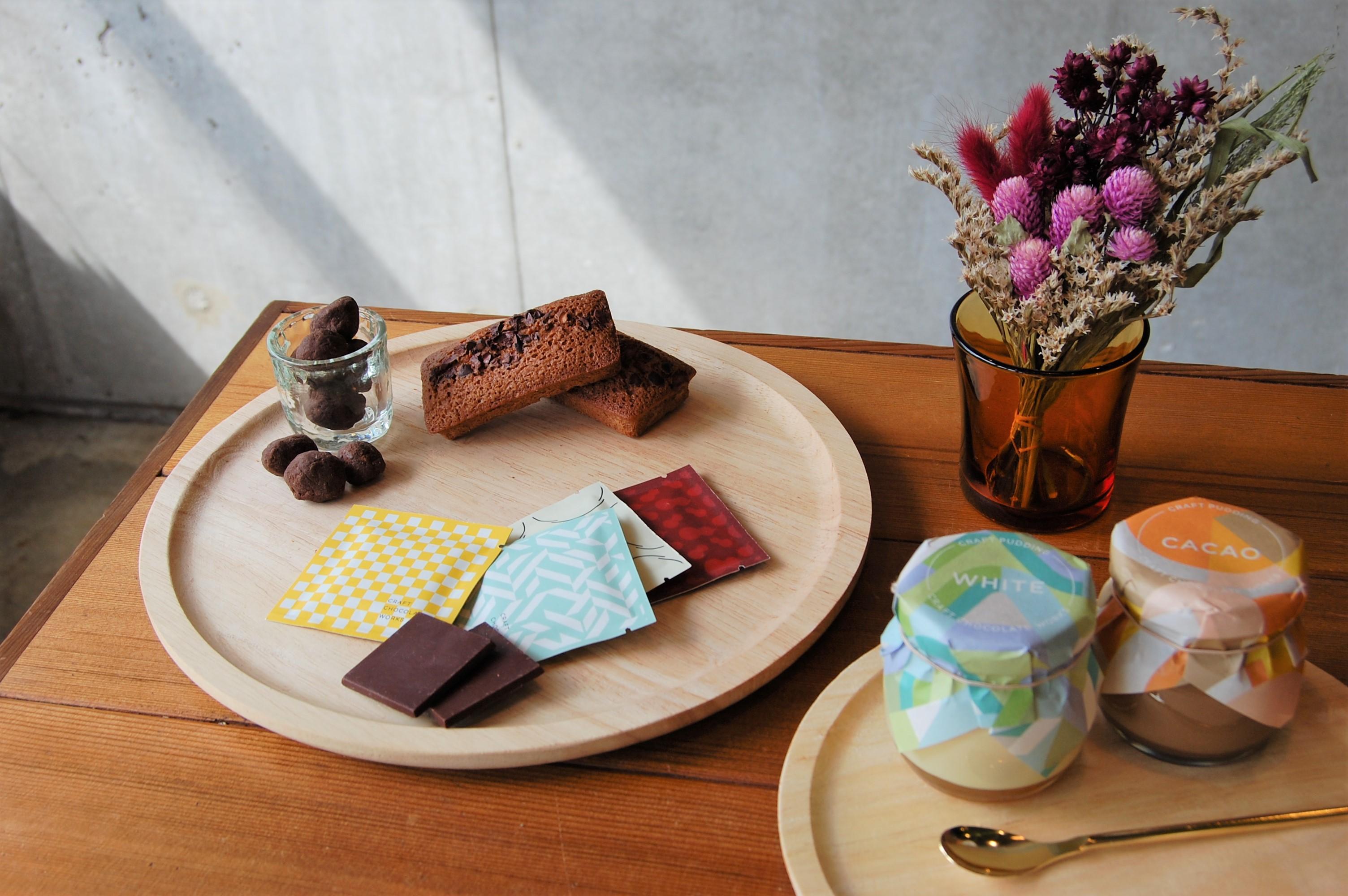 母の日ギフトにCCWのチョコレートとお花を贈ろう♪