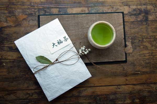大福茶、ご存知ですか。