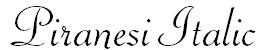 ムジークシリーズにイタリック書体で名入れができるようになりました ♪