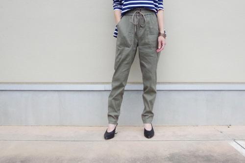 【SW SELECTED / ストレッチイージーパンツ】主婦にもおすすめの最高の普段着パンツ!