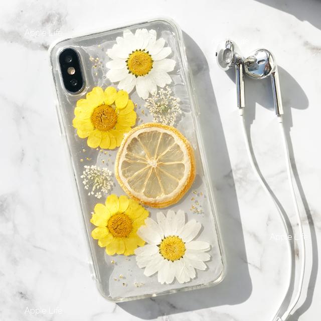 女性向けに誕生した押し花iPhoneケースブランド【Pure Style (ピュアスタイル) 】
