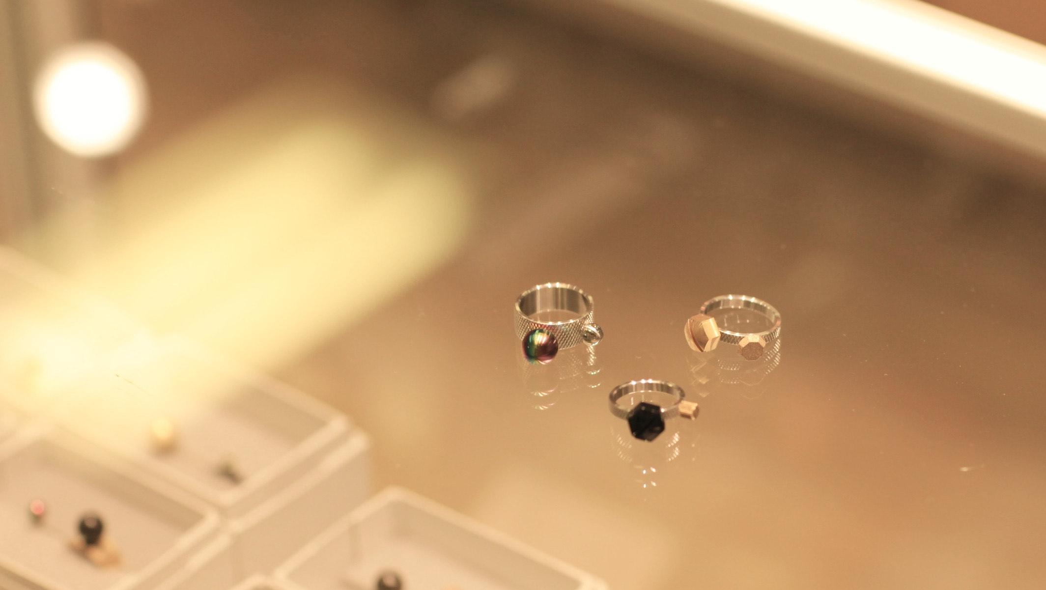 TAZOEのSmall Factory Ringの魅力【FREEPARK】