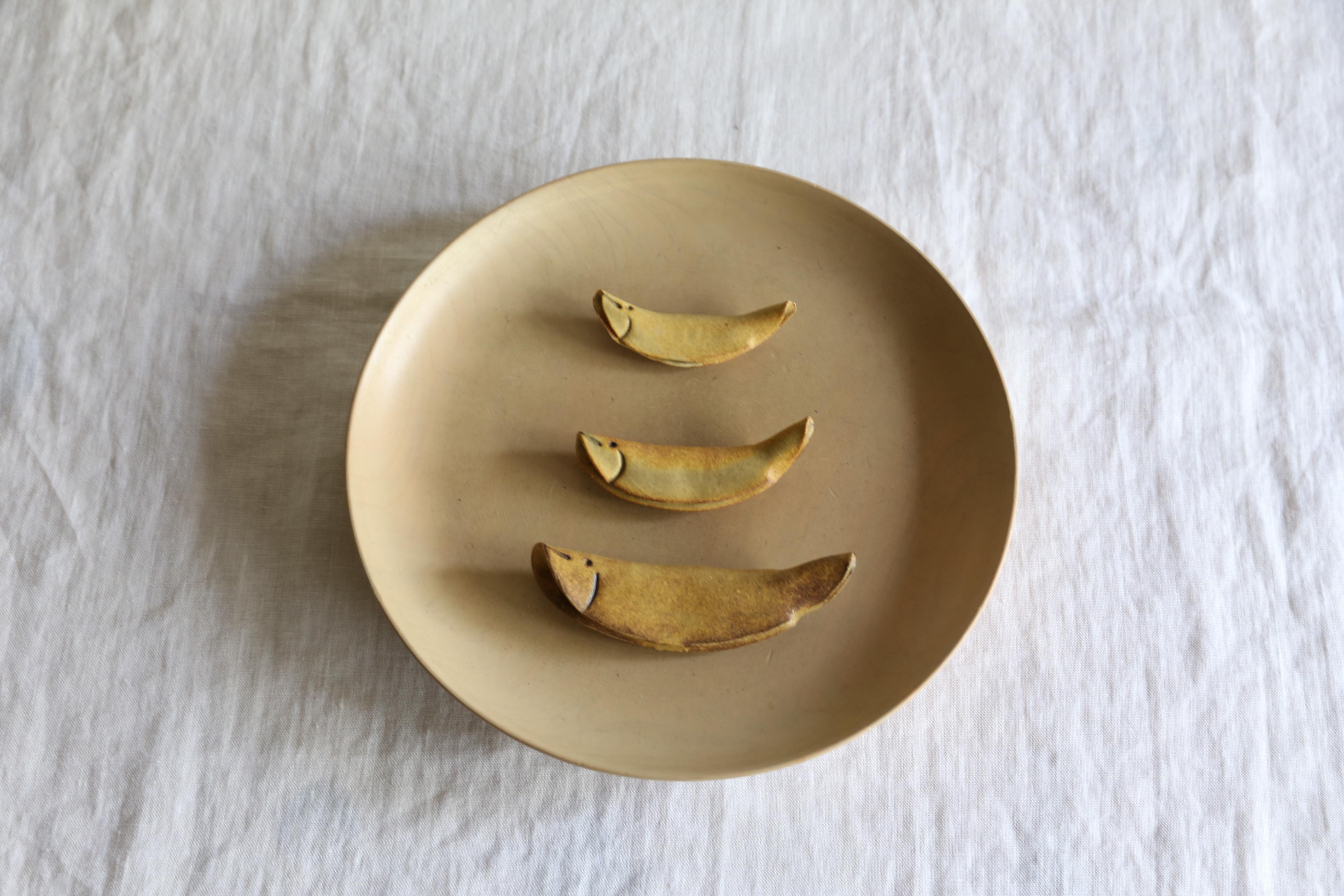 岐阜銘菓・鮎菓子の形をしたかわいい箸置き