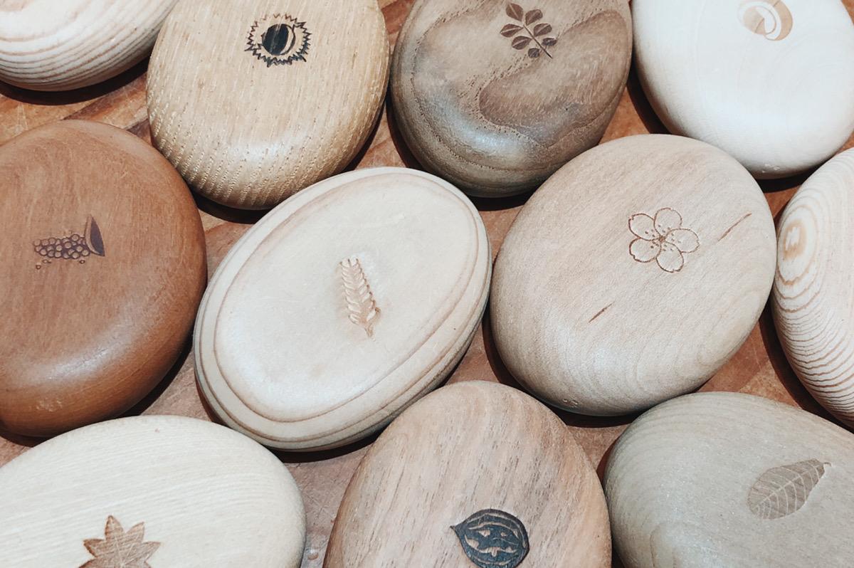贈り物にも◎岐阜県産の木でつくられた、ぬくもりを感じるかわいい積み木|「まあるいつみきmini」