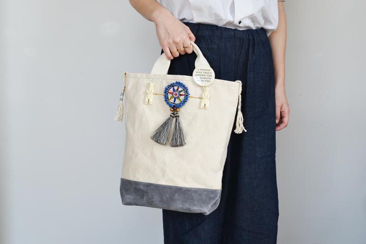 ONE&SLOW Hand&Shoulder Bag