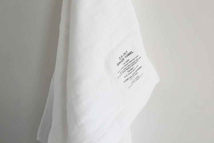 2.5-PLY GAUZE BATH TOWEL Msize