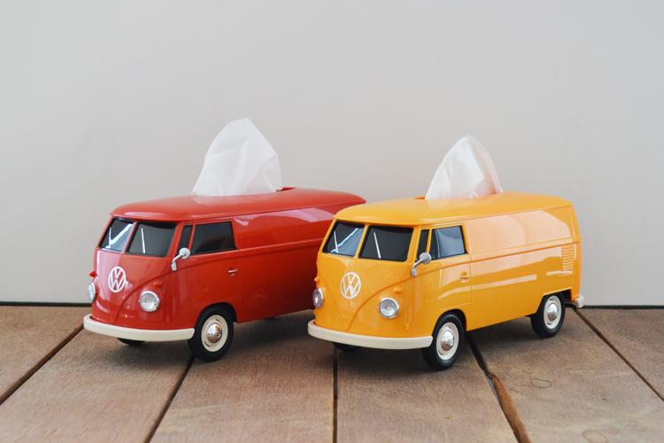 Volkswagen T1 Bus Tissue Box (ティッシュボックス)