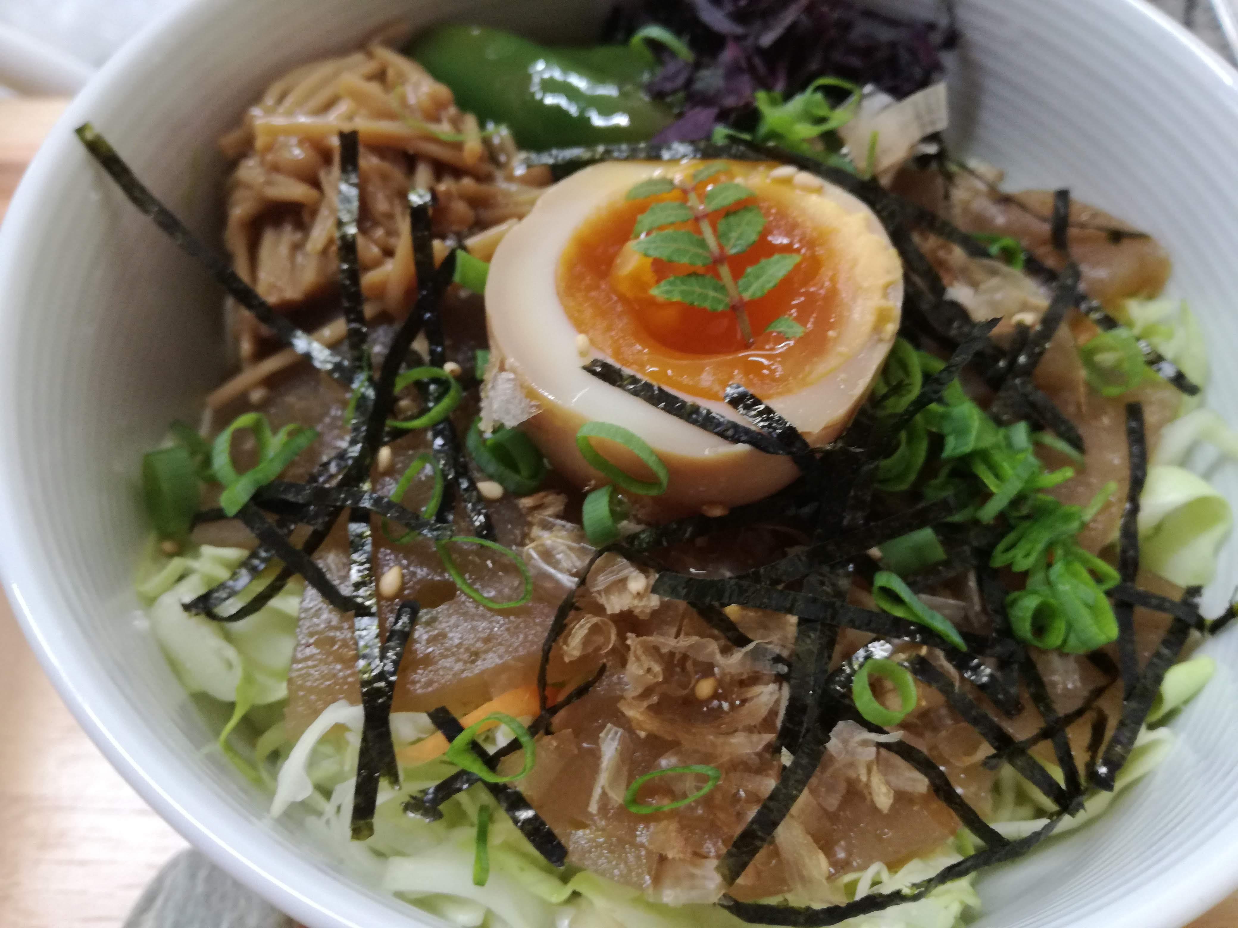 【池川こんにゃく】のおすすめレシピ|こんにゃく丼/山のめぐみ舎@高知