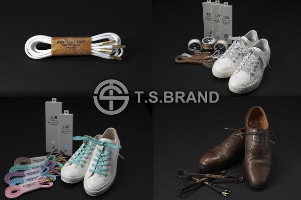 創業63年の歴史を持つ組紐工場が生み出したファクトリーブランド職人の手作業で生み出す極上の艶の靴紐