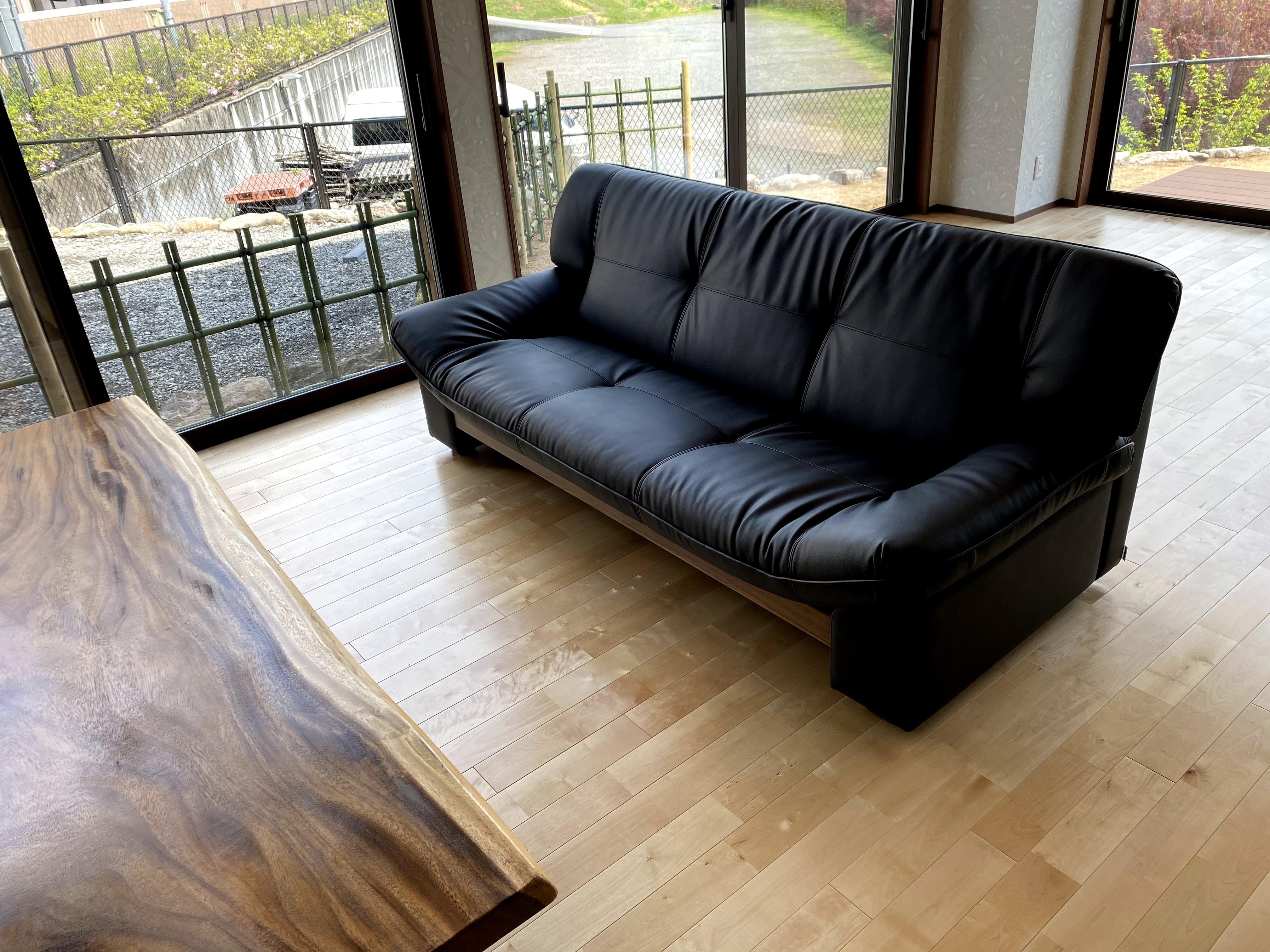 お客様のソファのあるお部屋ご紹介⑳―EASE 3P