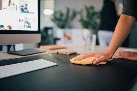 オフィスでの清掃、除菌正しく出来ていますか?