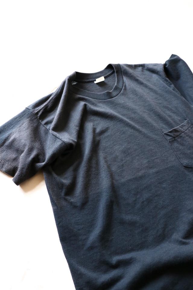 043 ダメージという美しさ ヴィンテージポケットTシャツ