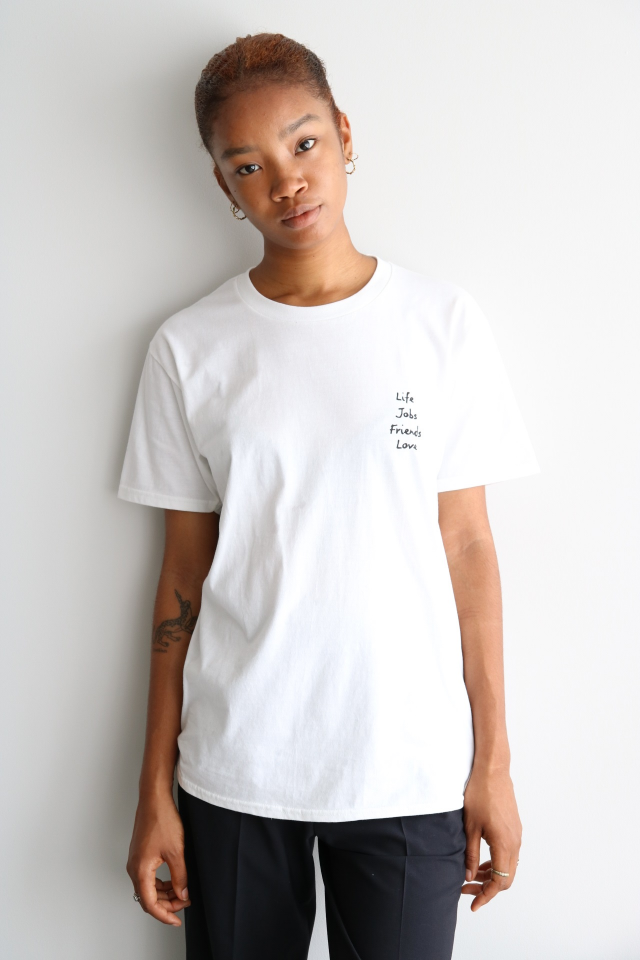 "044 Cary original ""Conversation"" t shirt"