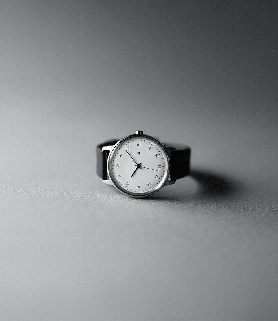 シンプリシティを探求する腕時計ブランド「sazare」のポップアップを開催します。