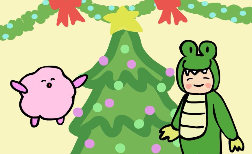 『あいうえおフォニックス』からクリスマスプレゼント!