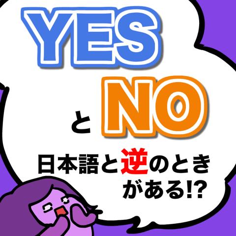 まさか、YesとNoを間違えるなんて!?