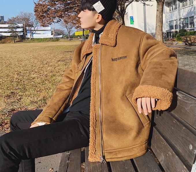 暖かくおしゃれなジャケットのご紹介