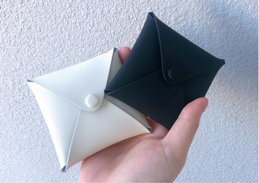 なめらかマットな本革素材 『FRENGO』×『Etamo』コラボ コインケース