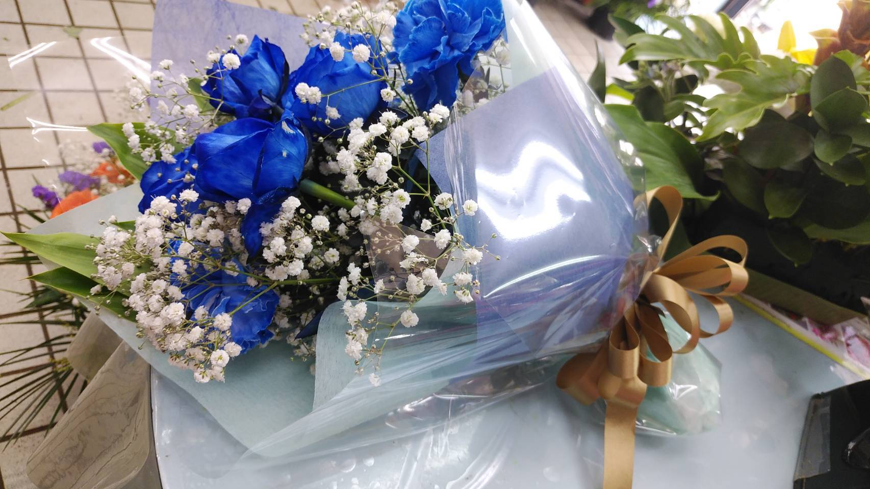 10,000円の花束