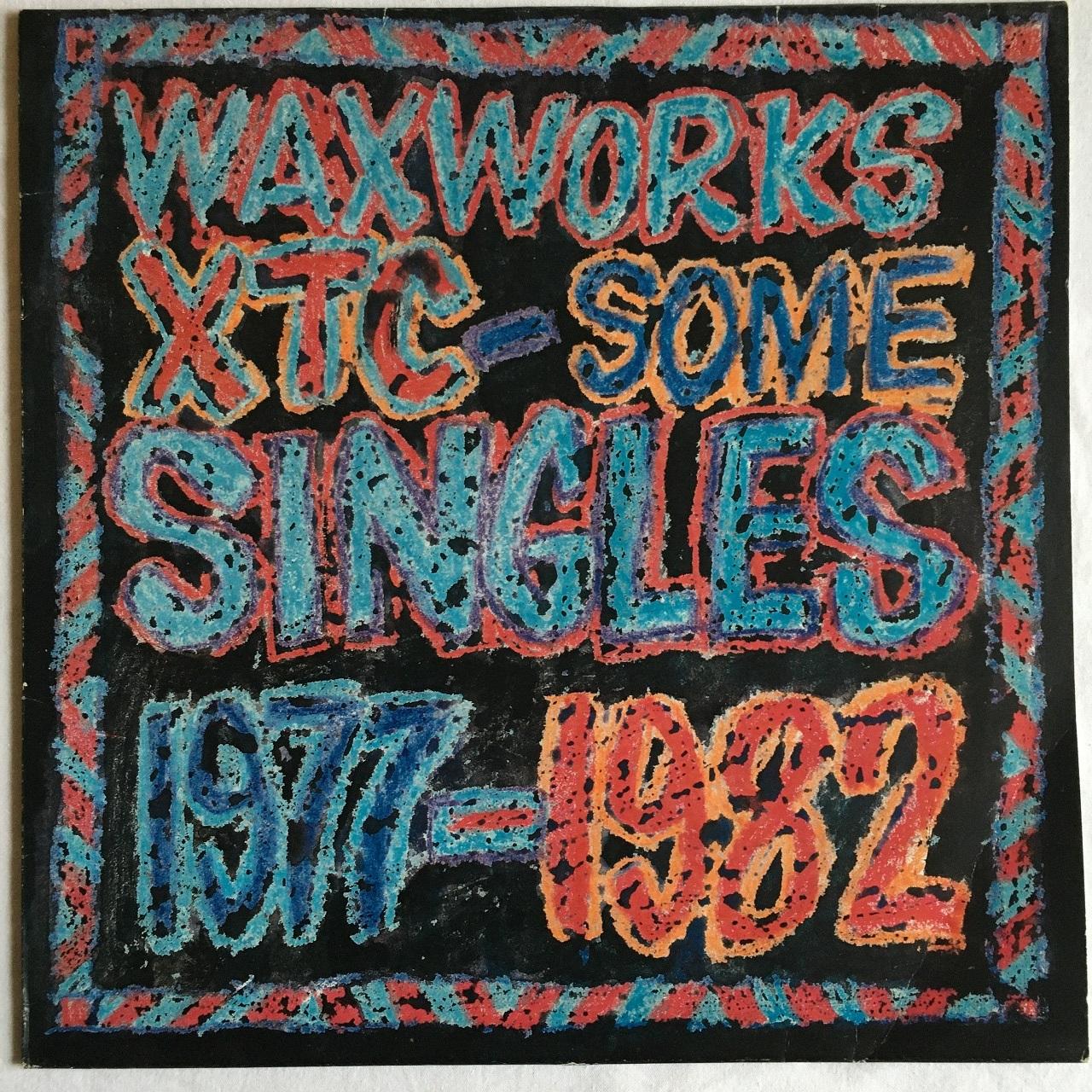 【LP・英盤】XTC / Waxworks - Some Singles 1977-1982