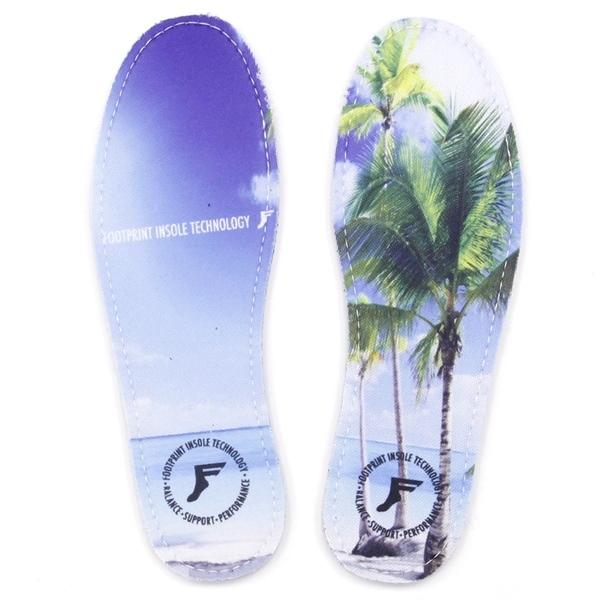 7mm FP INSOLE Beach Kingform Flat 24/24.5cm(フットプリント インソール) KING FOAM INSOLES-JAWS MUSHROOM