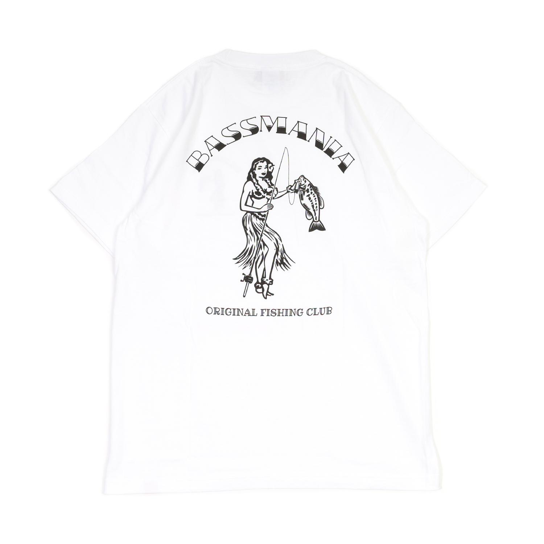 HULA GIRL Tシャツ [WHT]