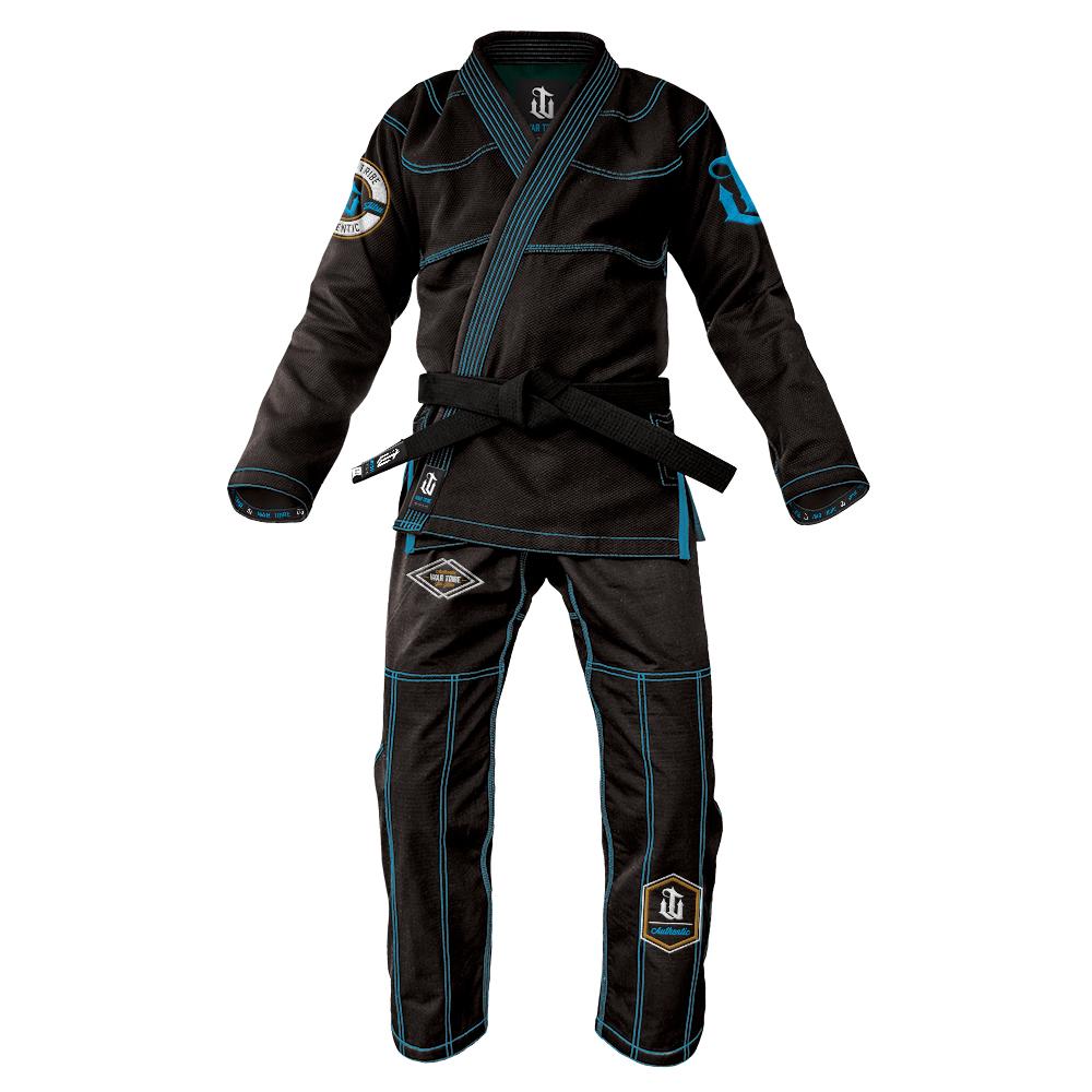 WAR TRIBE GEAR LEGACY 柔術衣 ブラック ブラジリアン柔術衣(柔術着)
