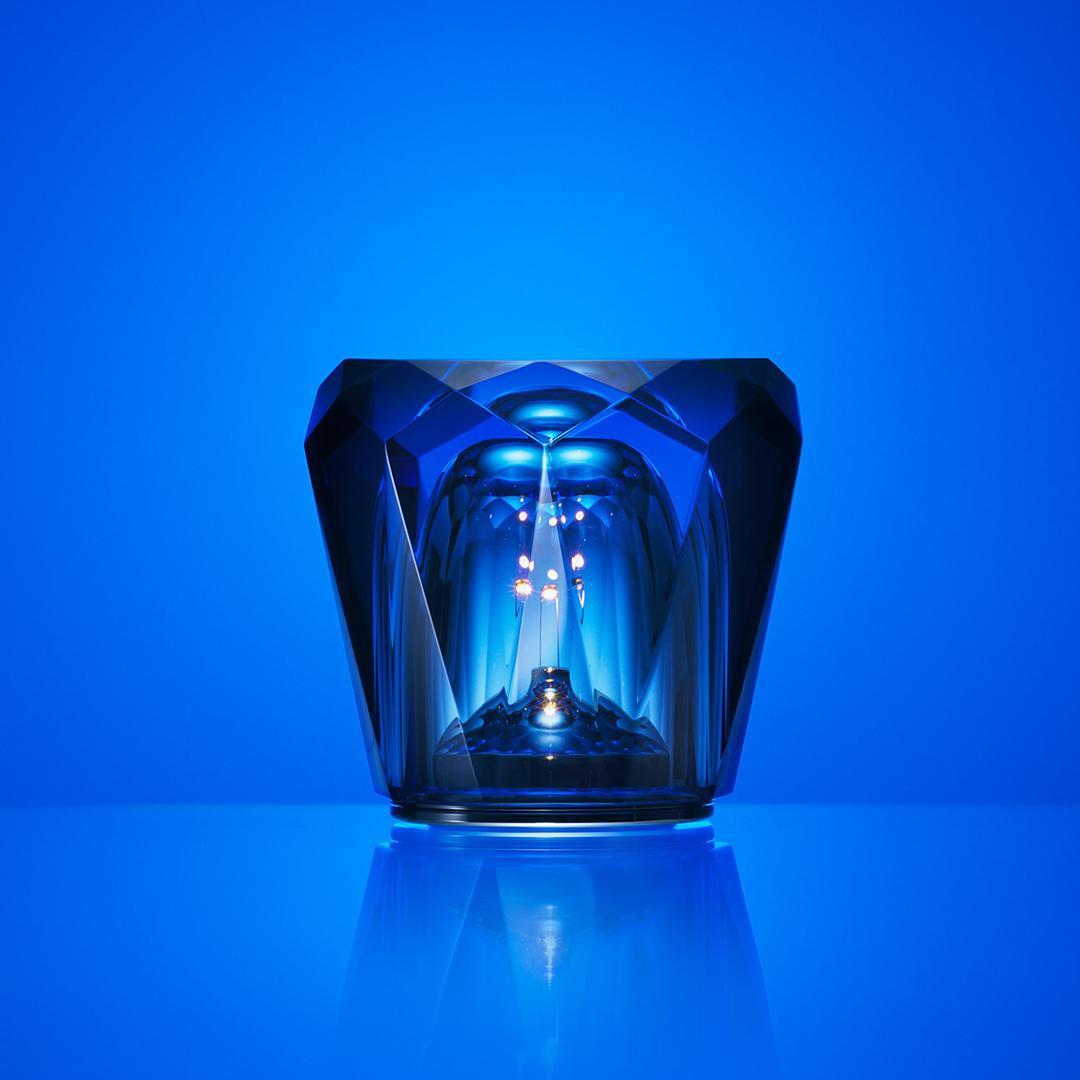 [数量限定]アンビエンテック Xtal Acrux Blue Edition