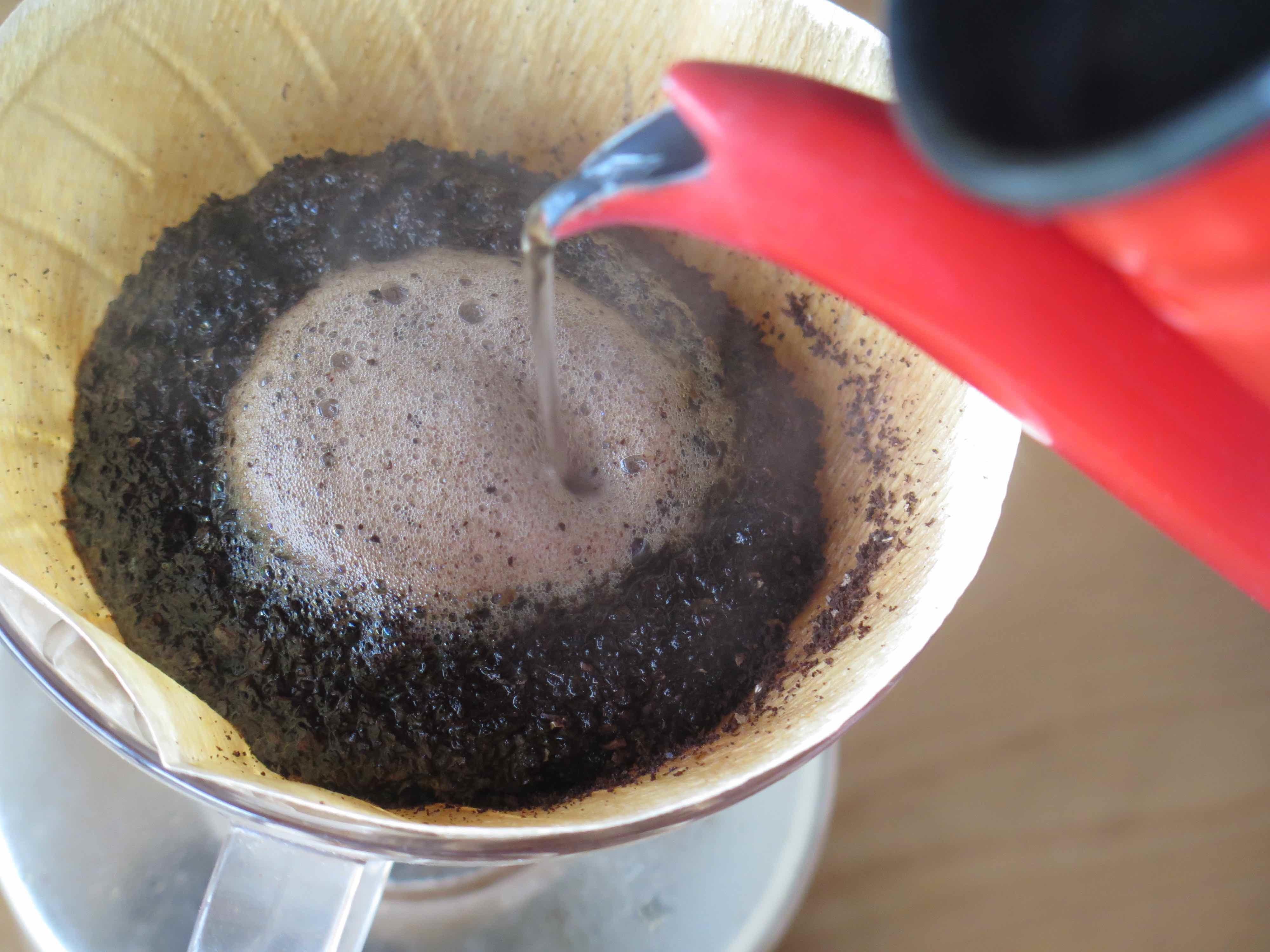 土鍋焙煎デカフェ カフェインレスコーヒー豆 100g - 画像3
