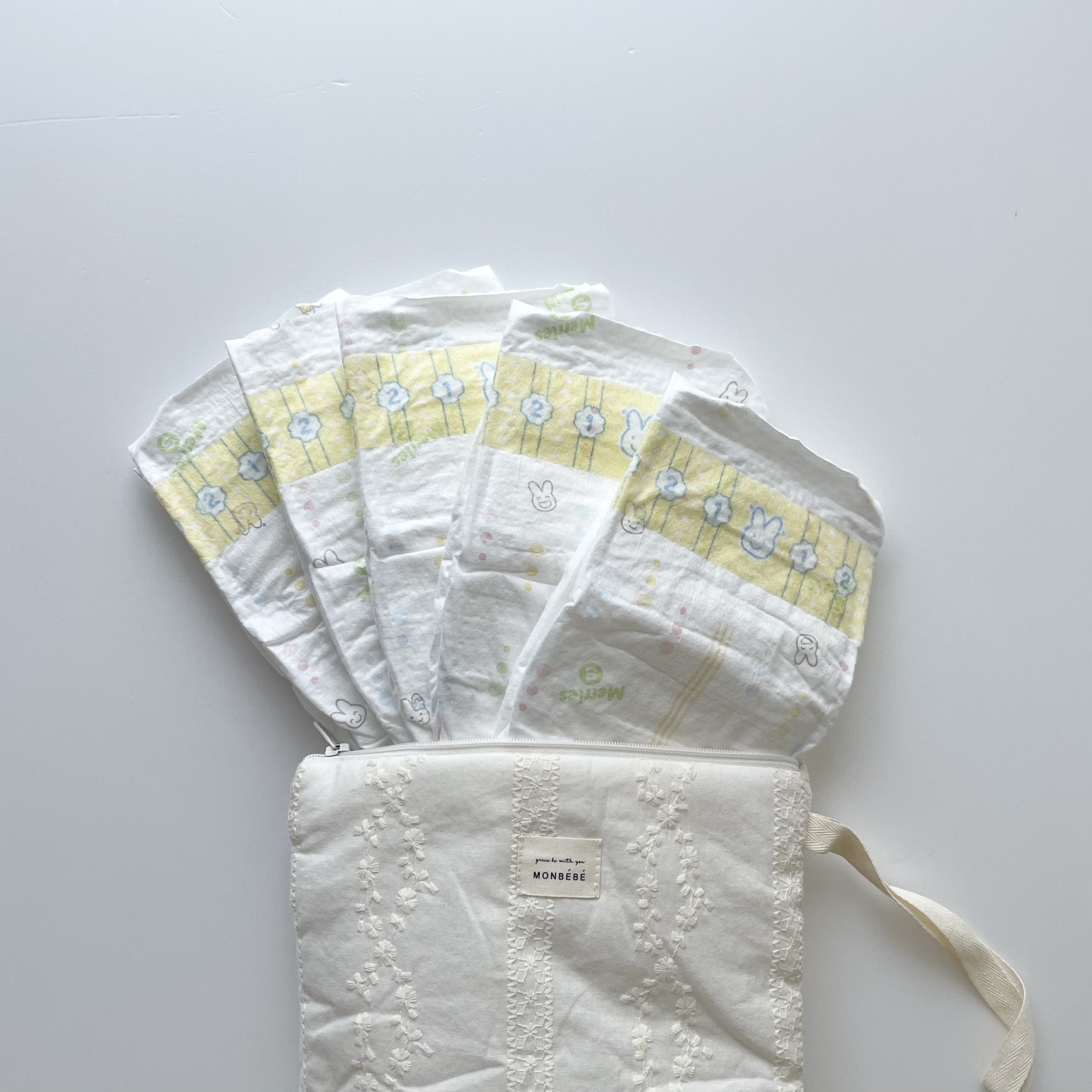 NO.1136 Isabel pouch