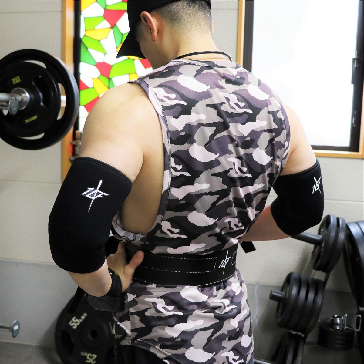 10FIT タンクトップ トレーニング 筋トレ ボディビル メンズ TE-15 迷彩