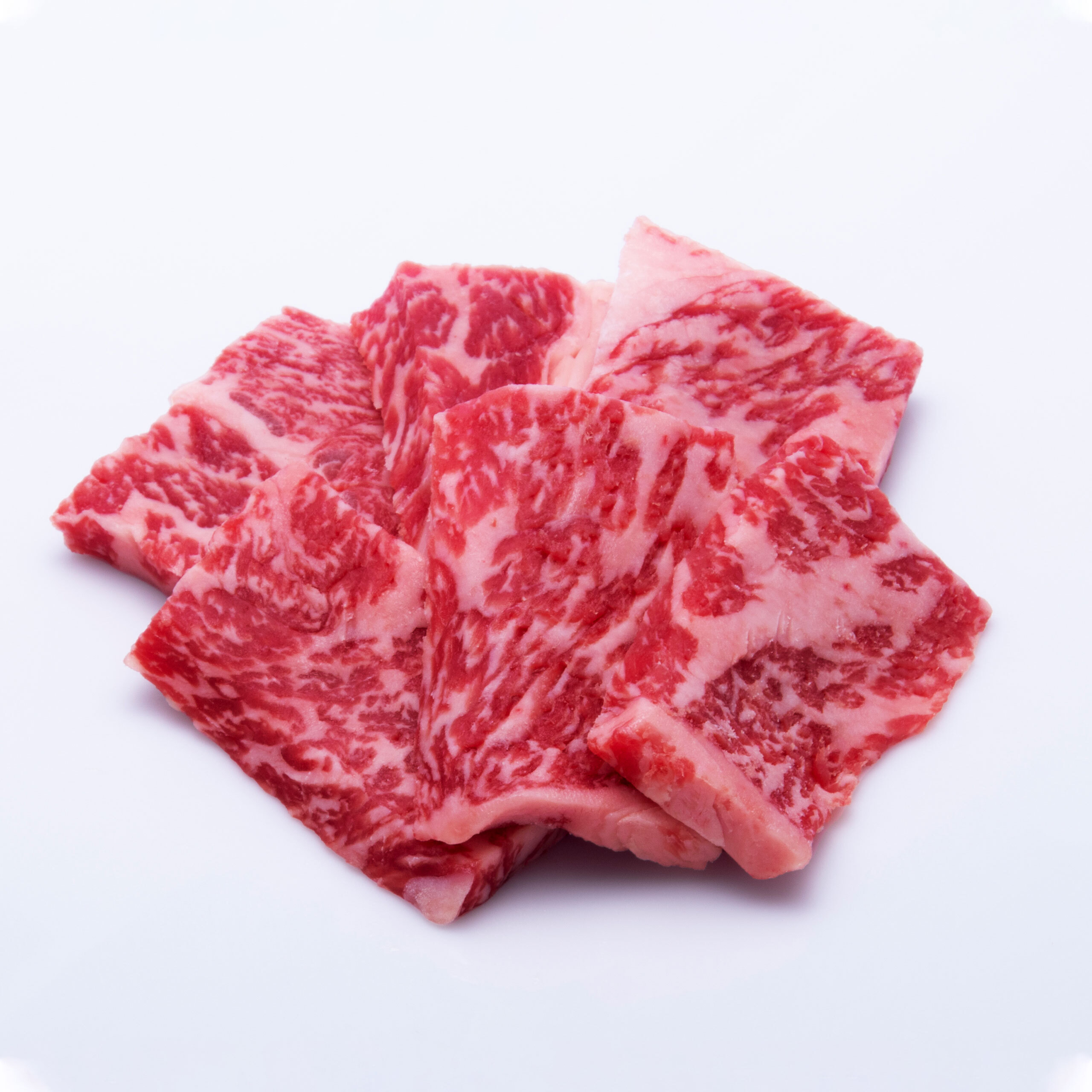 国産交雑種ロース|焼肉:100g