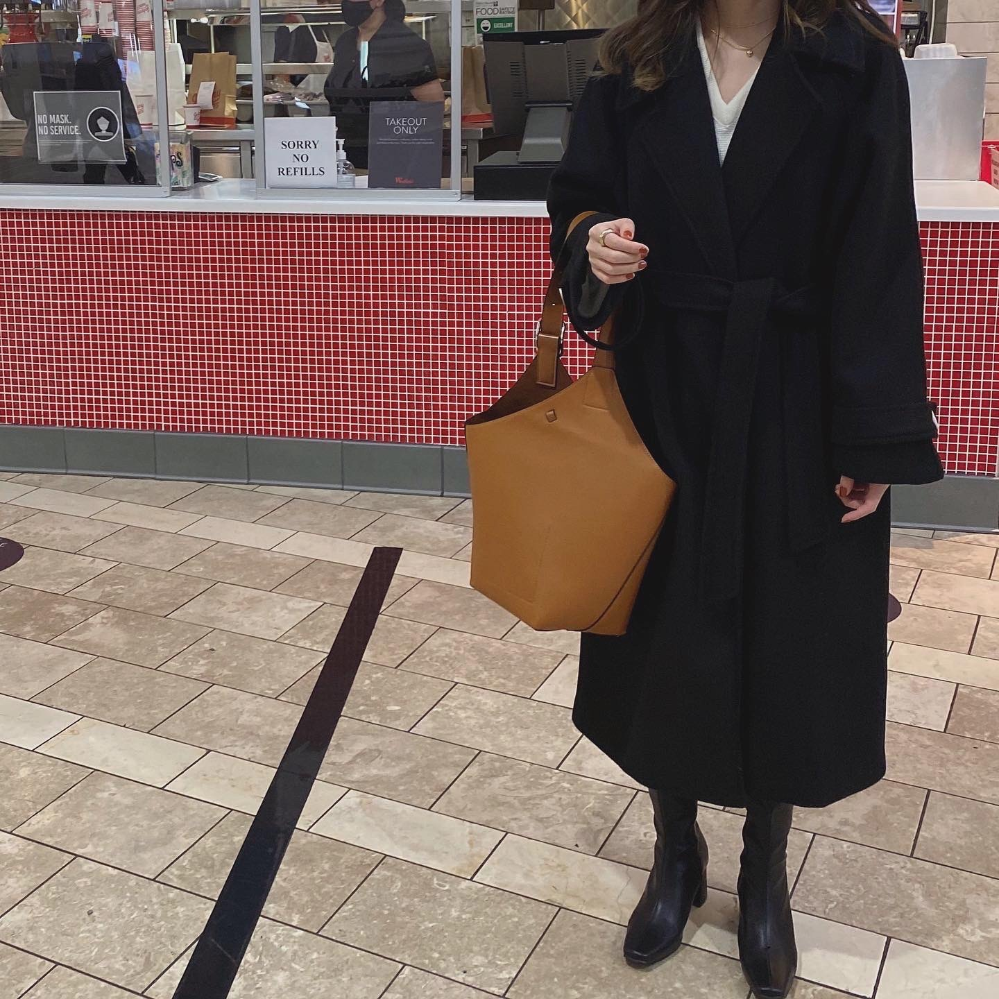 DAYNYC handmade long coat