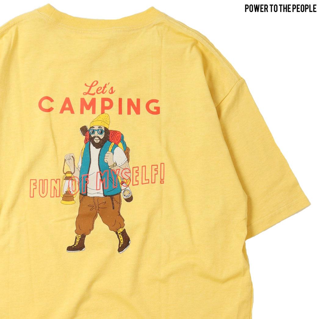 バックプリントTシャツ NO1501058