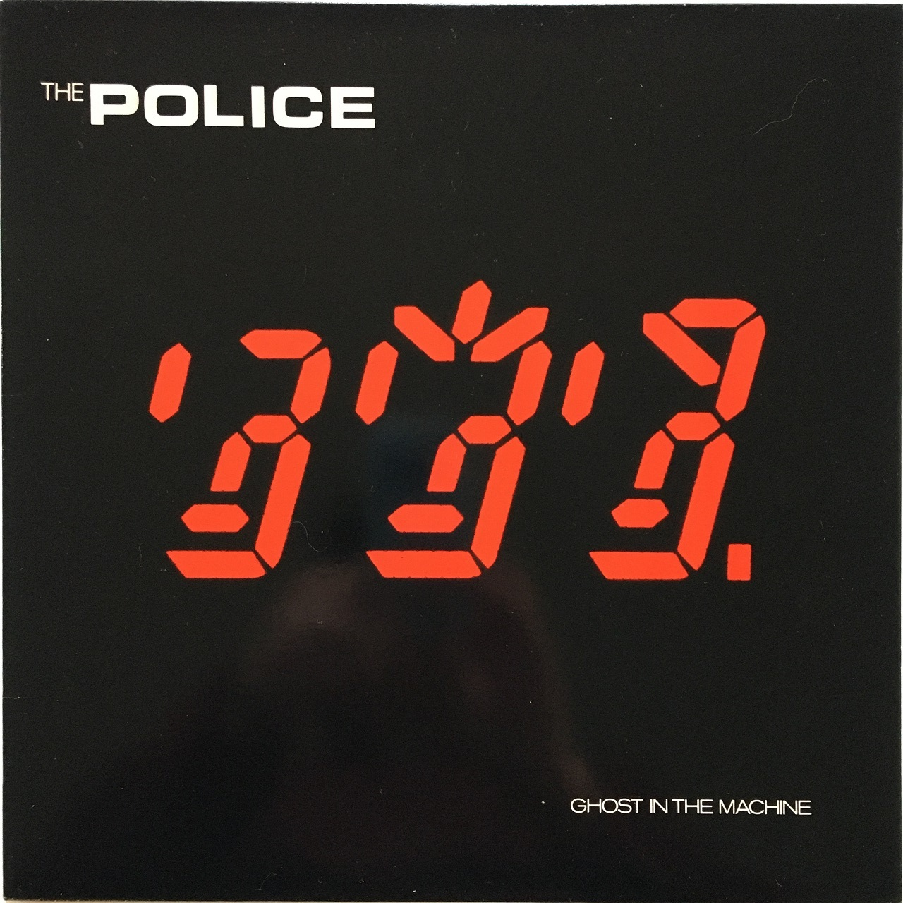 【LP・米盤】The Police ‎ /  Ghost In The Machine