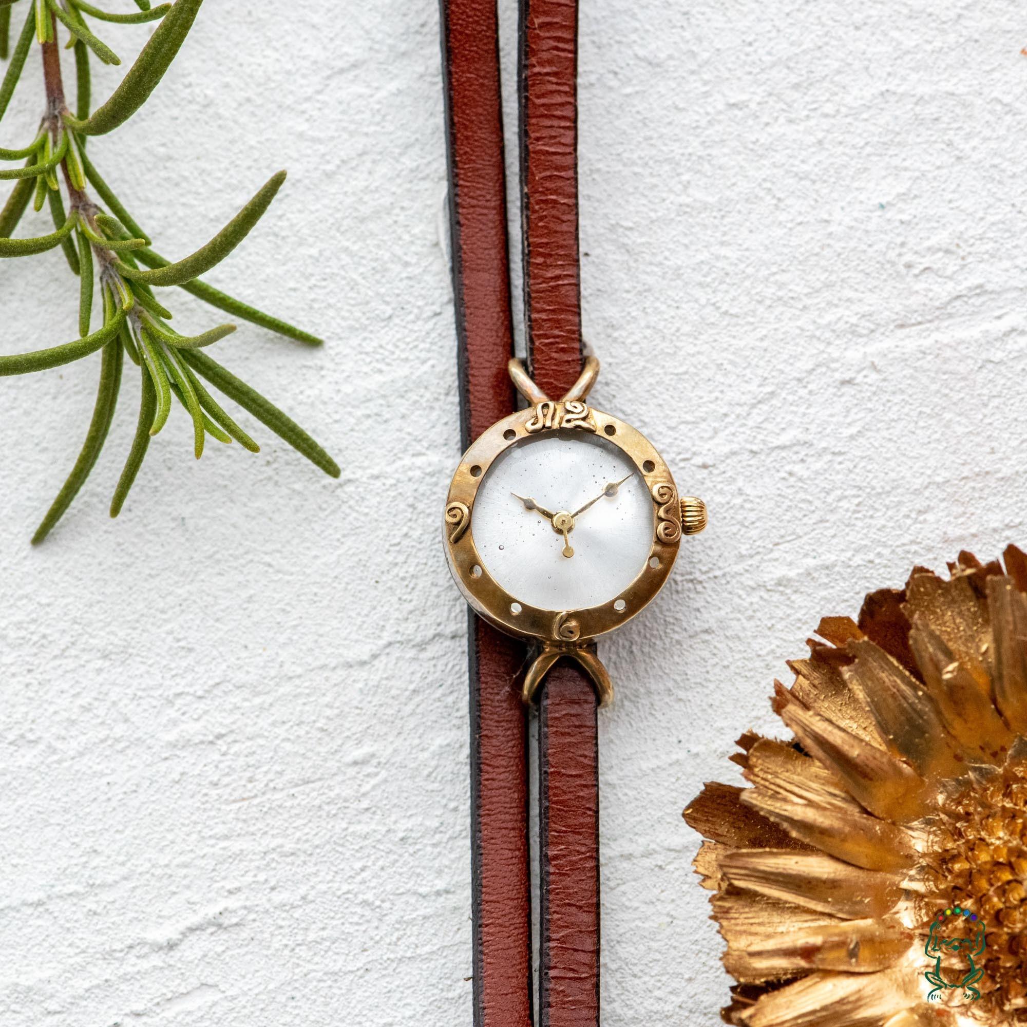 バルーン腕時計クリアSS