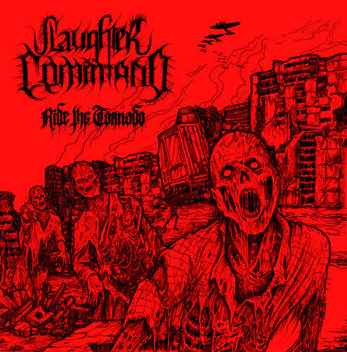 """SLAUGHTER COMMAND """"Ride The Tornado"""" (輸入盤)"""