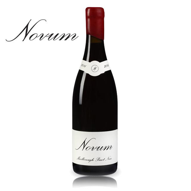 Novum Marlborough Pinot Noir 2019 / ノヴム マールボロ ピノノワール