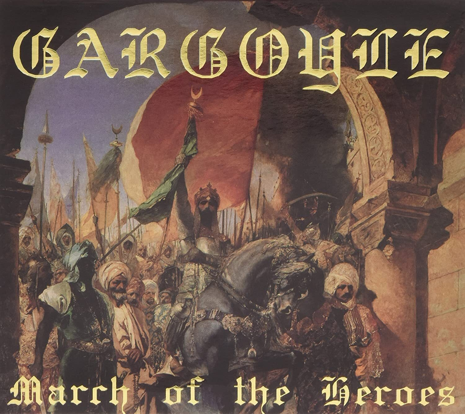 """GARGOYLE """"March of the Heroes"""" (輸入盤)"""