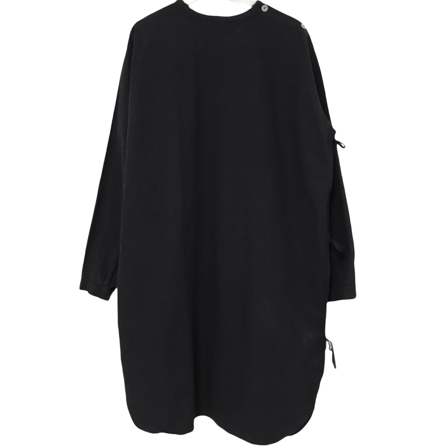 Dead Stock Swedish Army Surgical Gown 42 Black